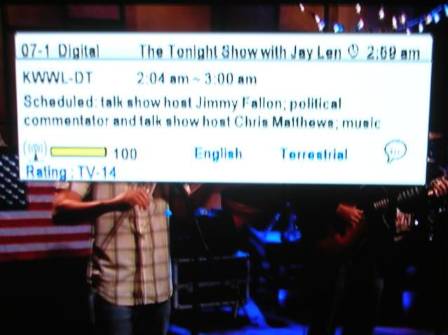 KWWL-DT 7.1 NBC